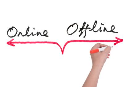Online identiteit vs Offline identiteit