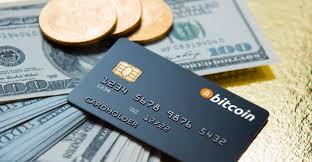 Bitcoin credticard 1