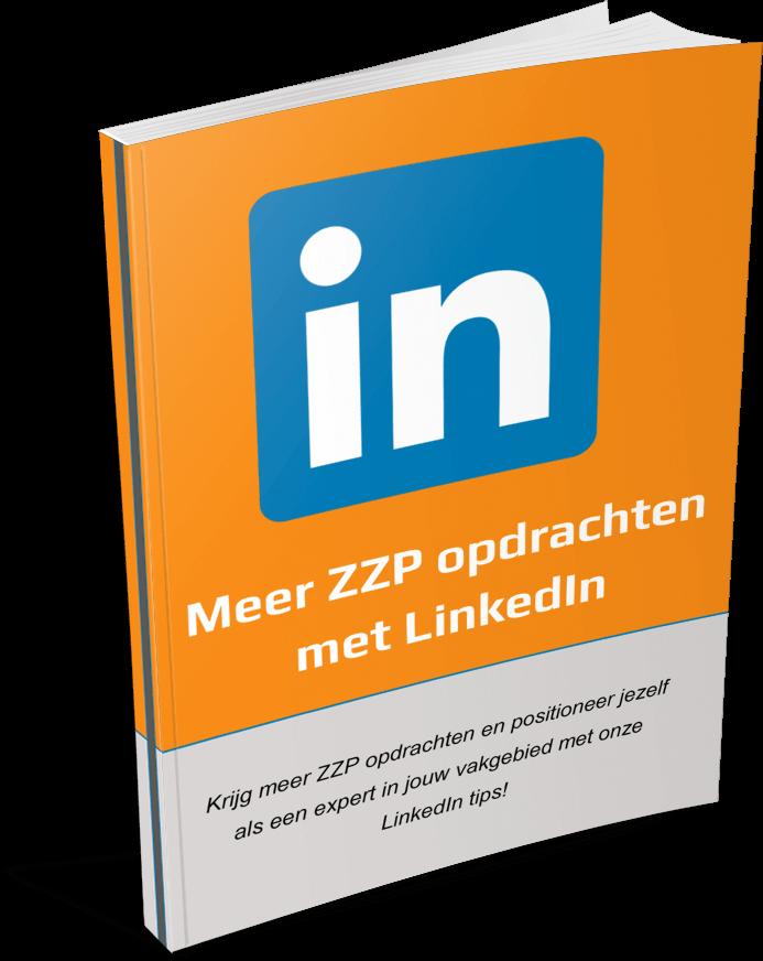 Ebook LinkedIn - Meer ZZP opdrachten
