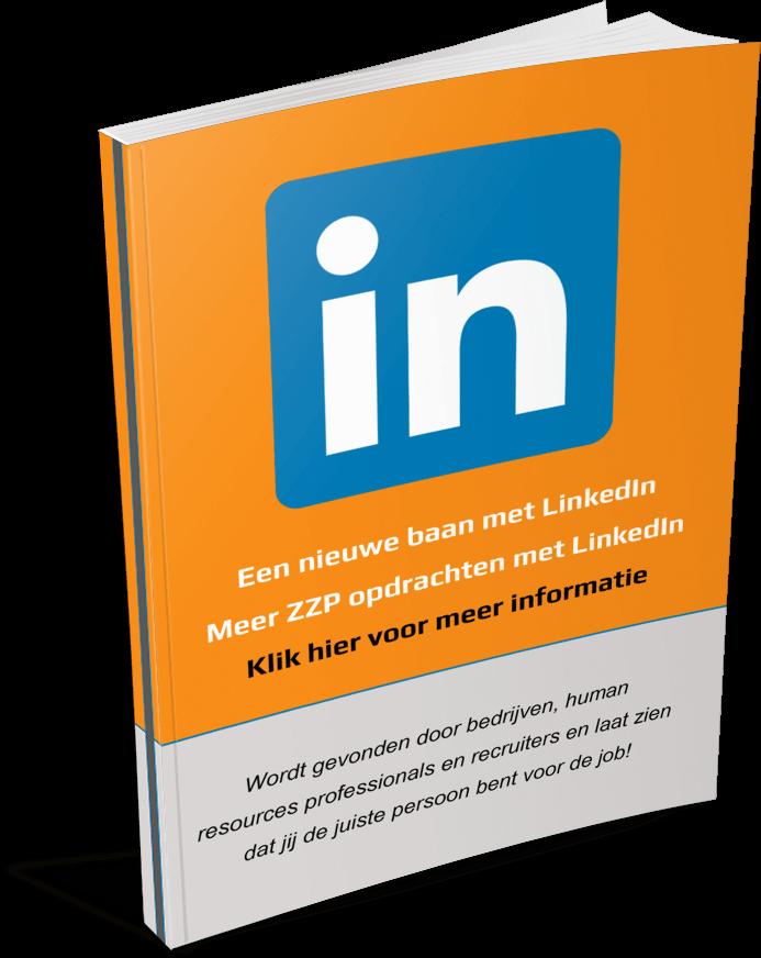 Ebook LinkedIn - Nieuwe baan en ZZP opdrachten