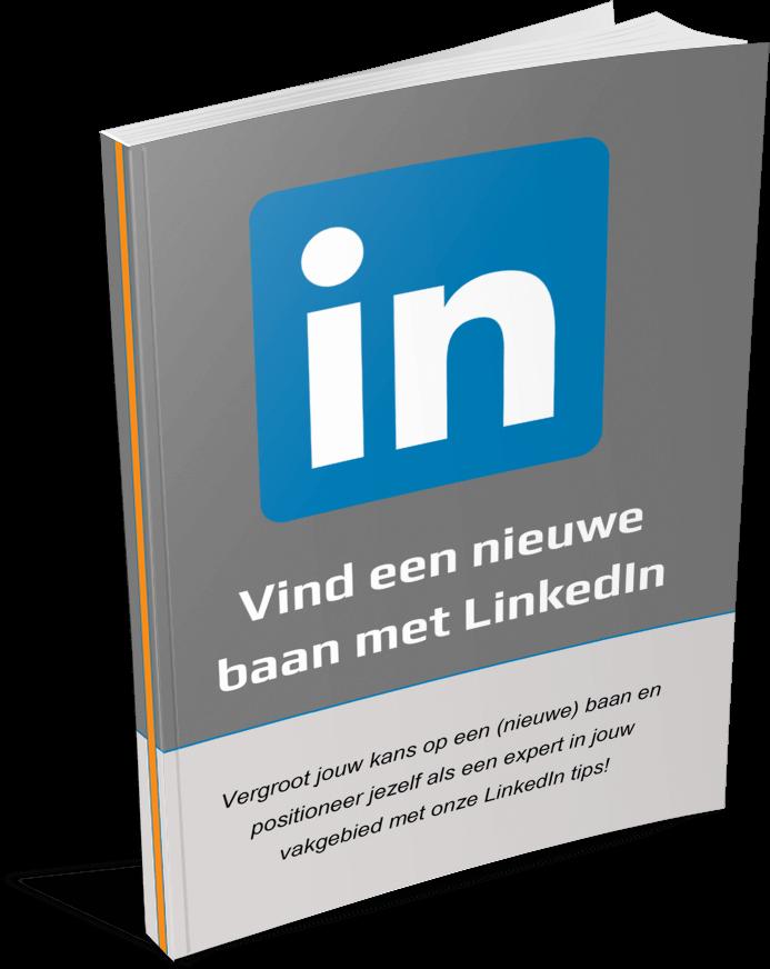 Ebook LinkedIn - Vind een baan met LinkedIn