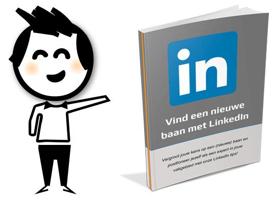 Ebook LinkedIn - Vind een nieuwe baan met LinkedIn - ebook presentatie