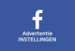 Facebook advertenties instellingen tumbnail
