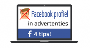 Facebook naam en profielfoto in advertenties tumbnail