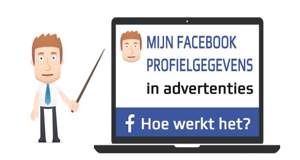 Facebook profiel in advertenties hoe werkt het