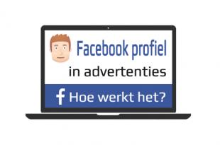 Facebook profiel in advertenties tumbnail