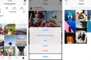 Instagram Archiveren - Wat is Instagram Archiveren - Hoe werkt Instagram Arhiveren