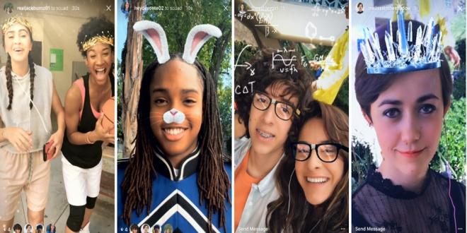 Instagram Face Filters - Wat is Instagram Face Filters - Hoe werkt Instagram Face Filters