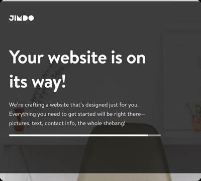 Jimdo Dolphin ervaringen websitemaker stap 7
