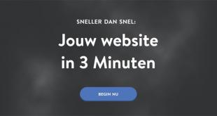 Jimdo Dolphin ervaringen websitemaker