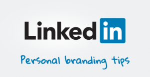 LinkedIn tips personal branding header