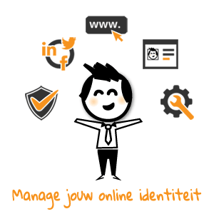 Manage jouw online identiteit