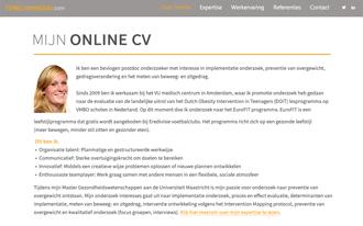 Mijn Online CV blok 330 2