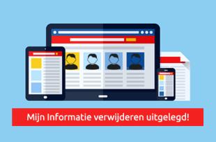 Notice and takedown verzoek indienen - informatie van het internet verwijderen