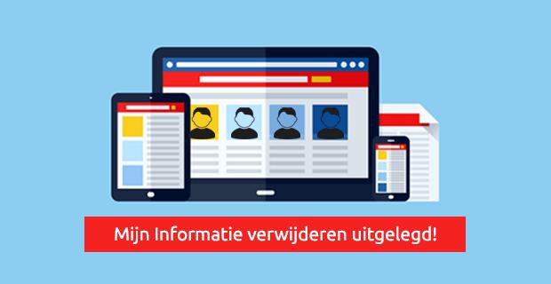 Notice and takedown procedure - informatie van het internet verwijderen