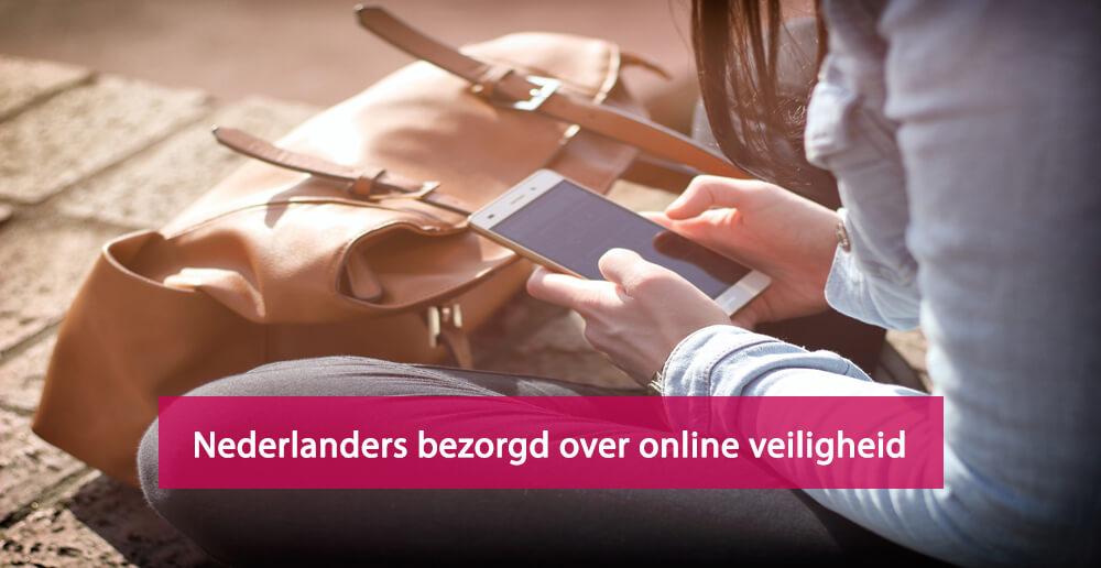 Onderzoek 'Whats Happening Online 2017' ruigrok netpanel - Nederlanders bezorgd over online veiligheid persoonsgegevens