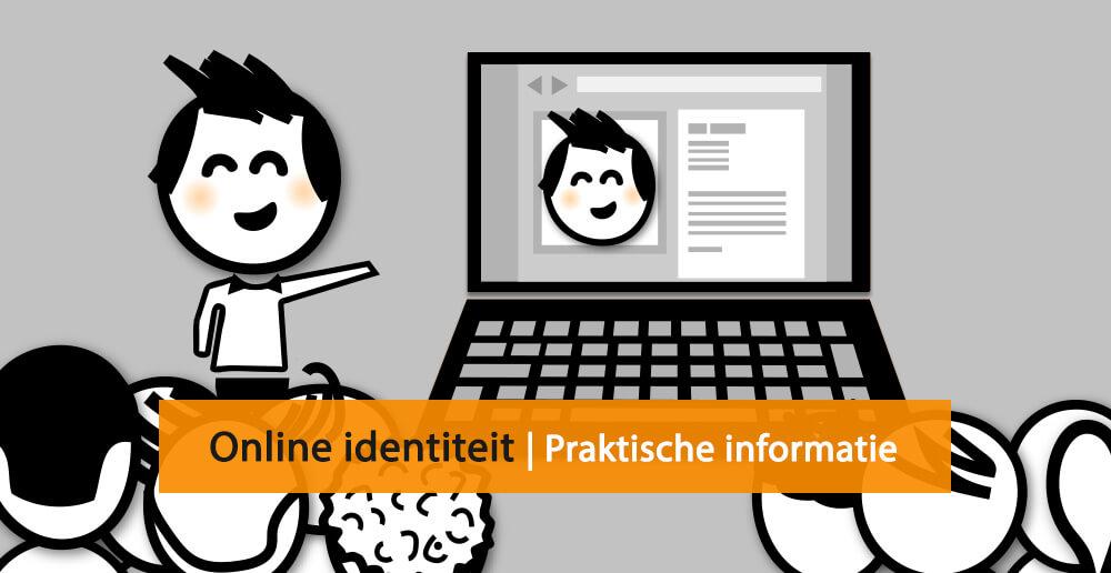 Online identiteit - artikelen - informatie - tips