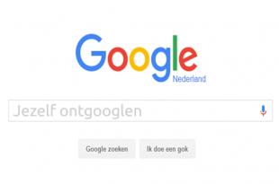 Ontgooglen - jezelf ontgooglen uit Google
