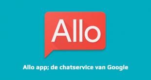 Privacy instellingen allo app - Chat app van google