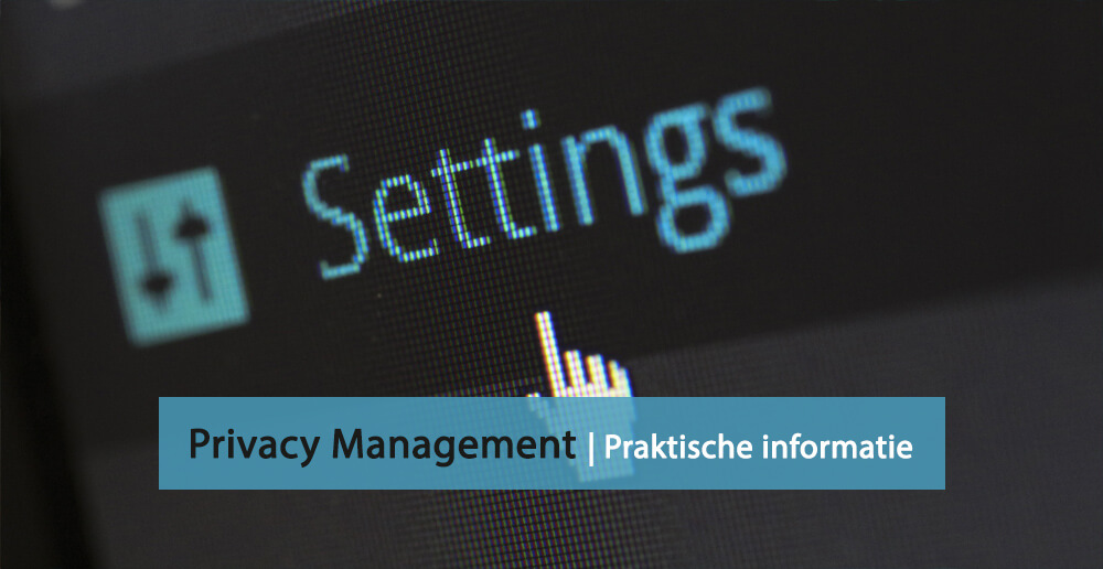 Privacy management tips - privacymanagement