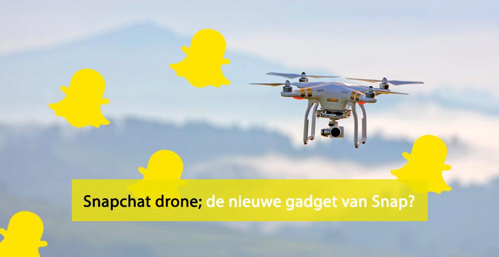 Snapchat drone kopen