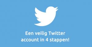 Social media privacy - Een veilig Twitter account