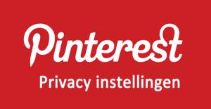 Social media privacy - Pinterest privacy