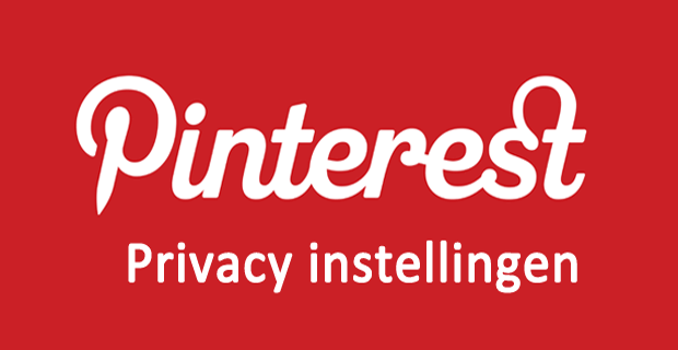Social media privacy - Pinterest privacy