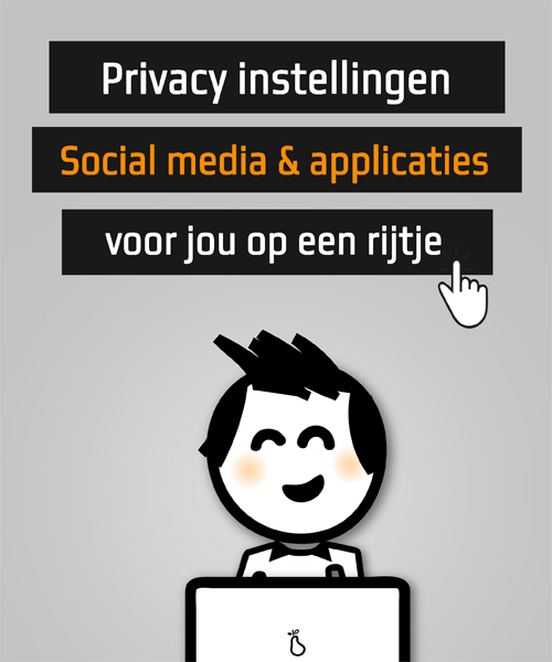 Social media privacy instellingen - Privacy instellingen social media