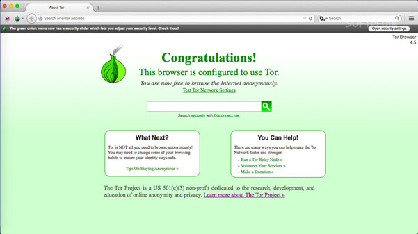 Tor browser - The onion router - Wat is de Tor browser