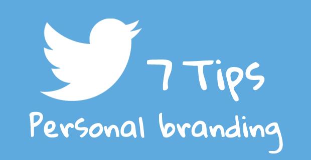 Twitter tips voor personal branding