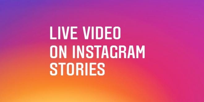 Wat is Instagram Live Stories - Hoe werkt Instagram Live Stories