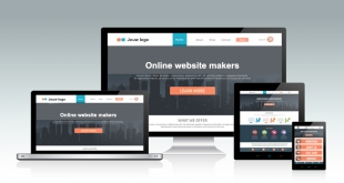 Website maker - Online website makers