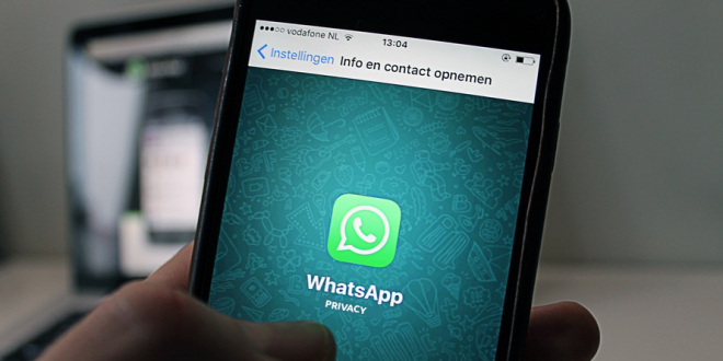 Whatsapp update - privacyvoorwaarden