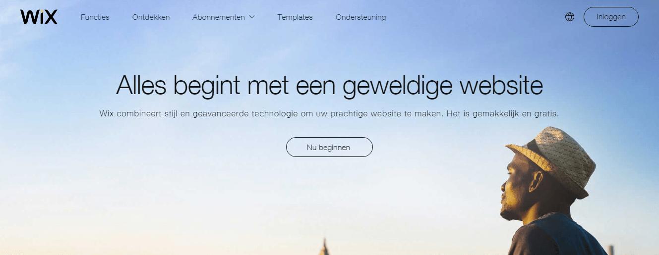 Wix review - Wix review website bouwer - websitebouwer
